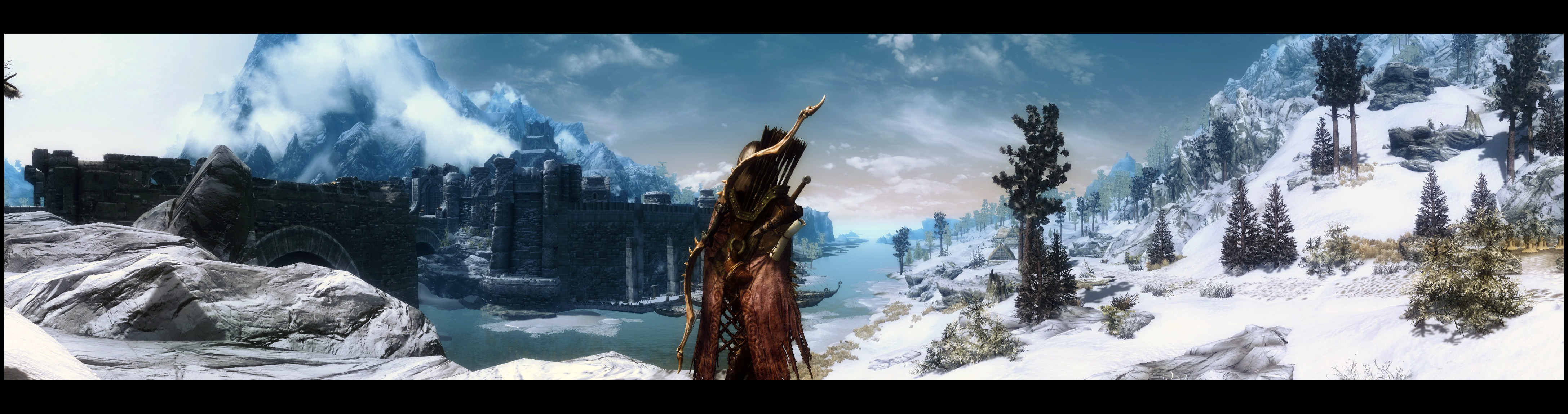Skyrim Panorama Series 162