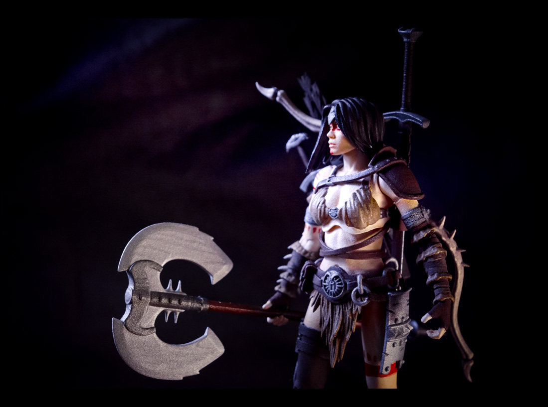 Skyrim the Action Figure