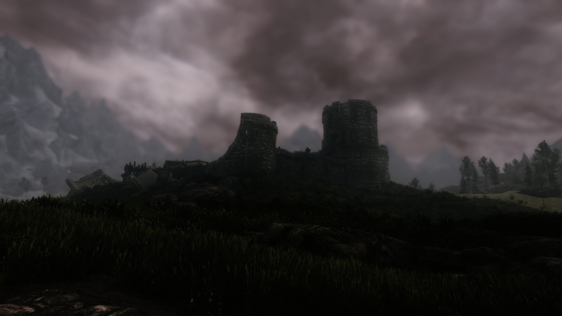 Ruined Fort