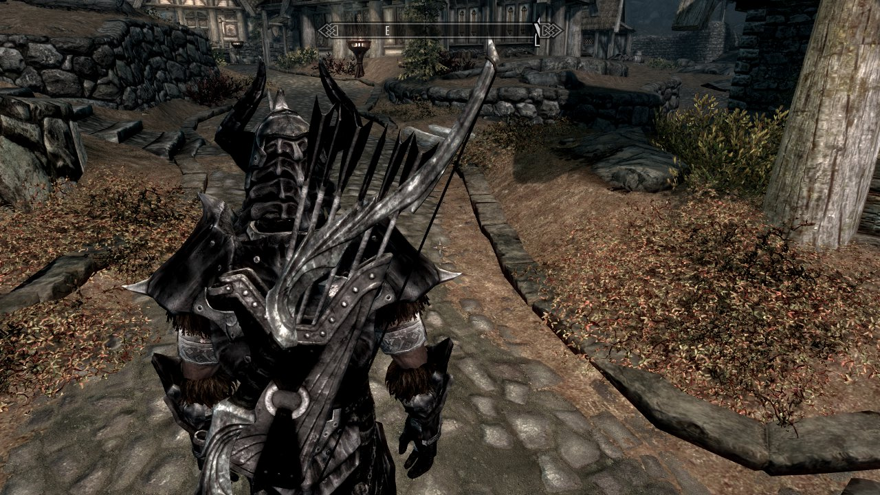 Cloud Retex Of The Dragonbone Weapons At Skyrim Nexus Mods And