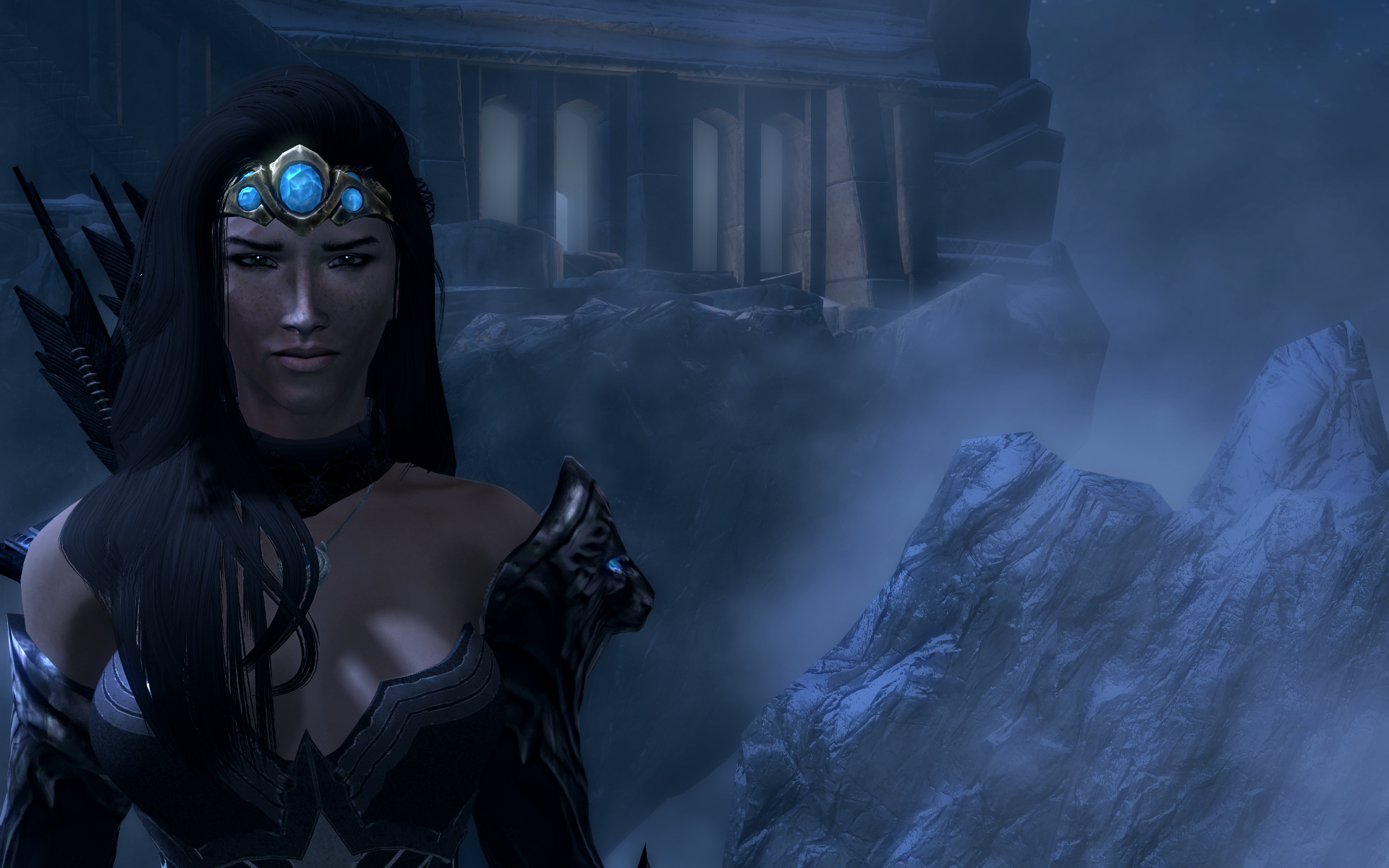 Koriana in Sovngarde