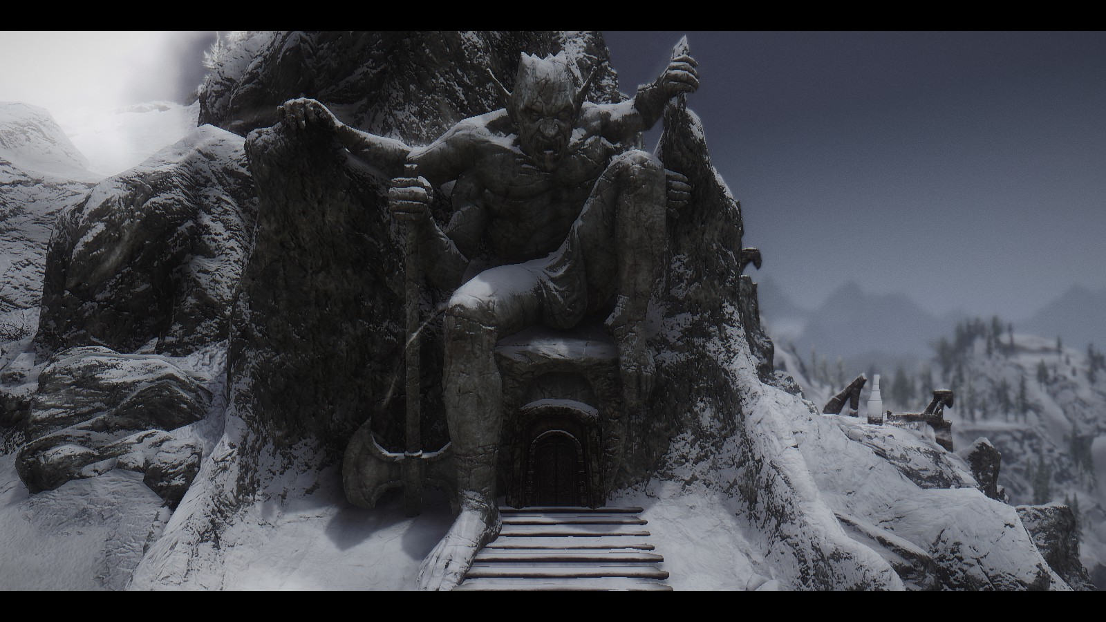 shrine of mehrunes dagon at Skyrim Nexus - mods and community