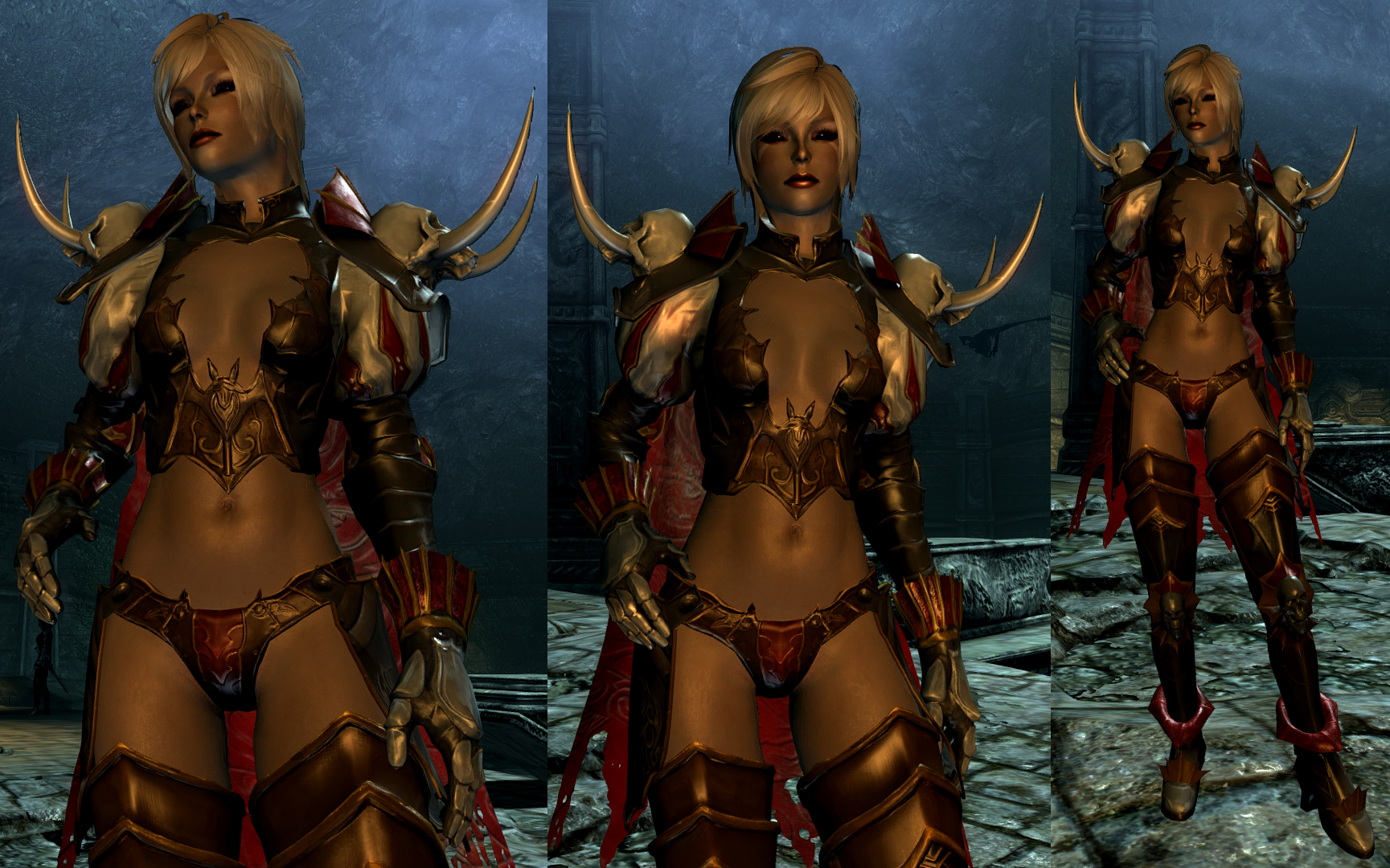 Sexy armor mods adult film