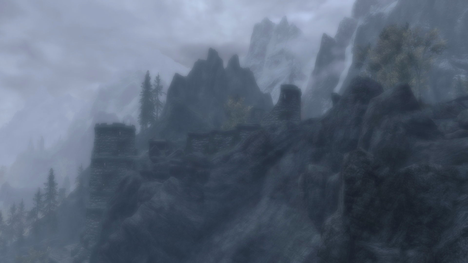 Balog and the Darklight Tower at Skyrim Nexus - mods and ...