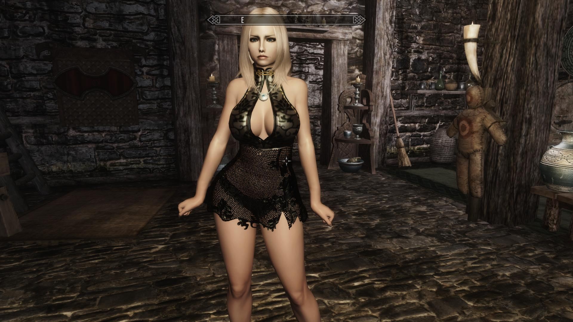 My character in Skyrim 9
