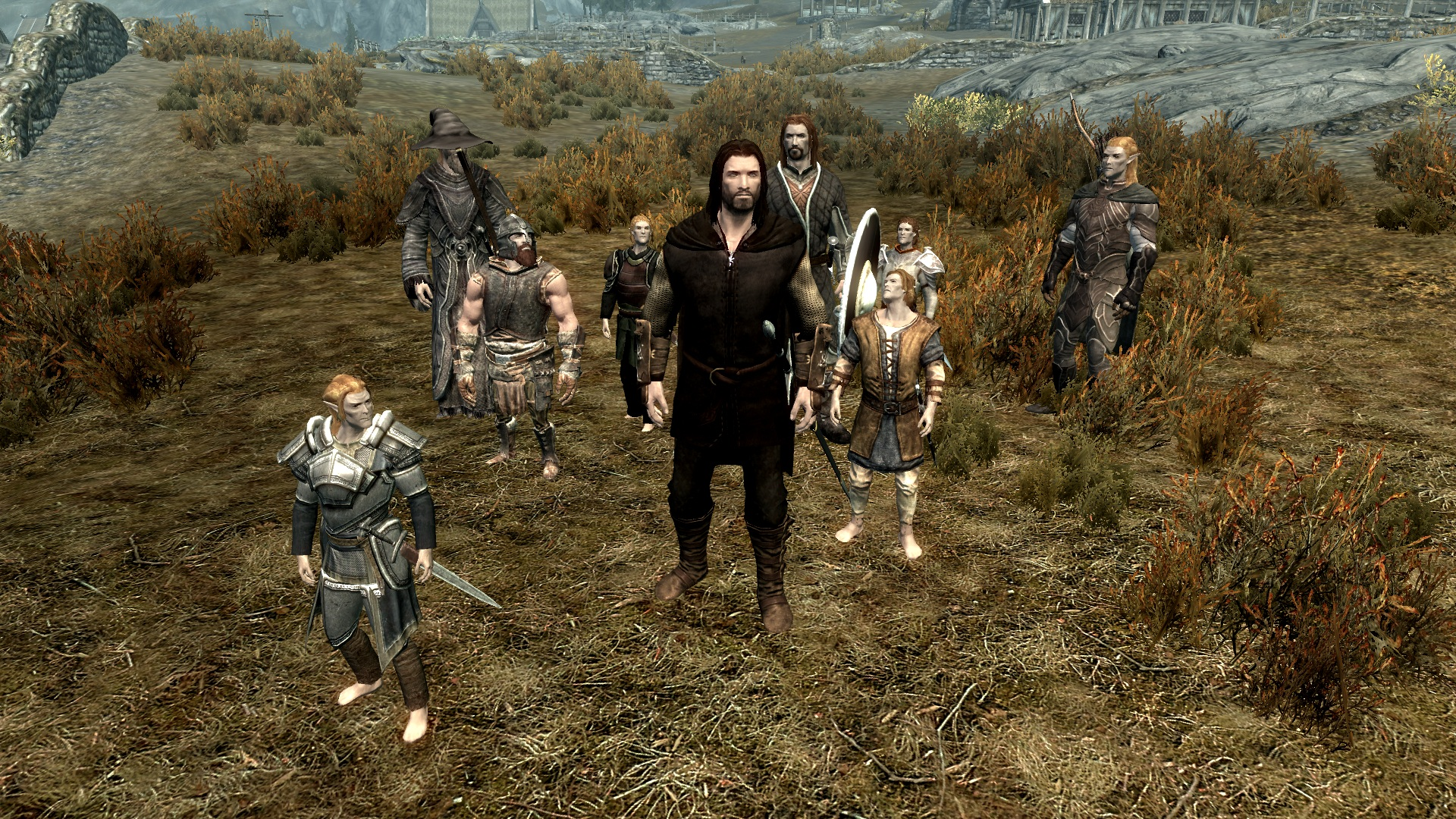 Torrent skyrim mods lotr xxx toons