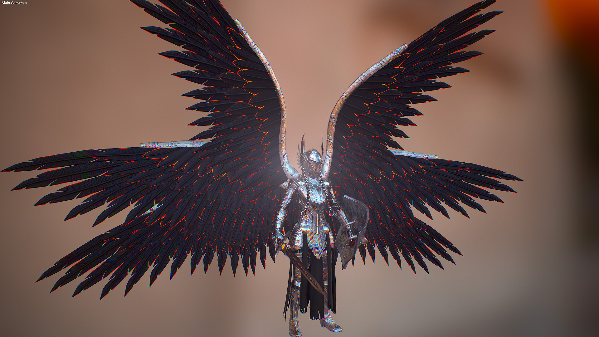 Vakyrie Armor Epic Wings At Skyrim Nexus Mods And Community Submitted 1 year ago * by shiningowl38sorcerer. vakyrie armor epic wings at skyrim