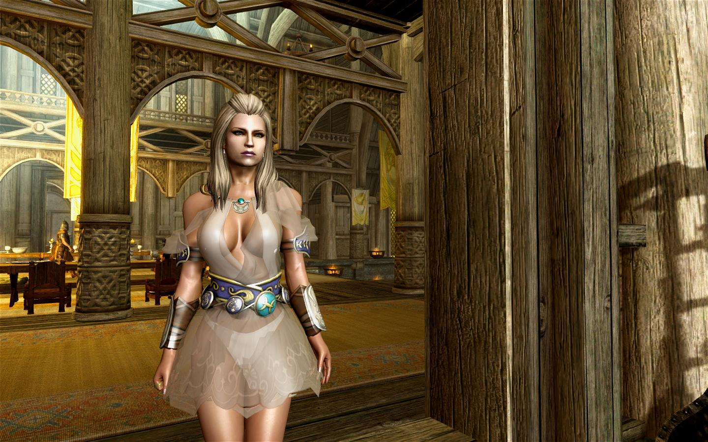 Skyrim sexy cloth
