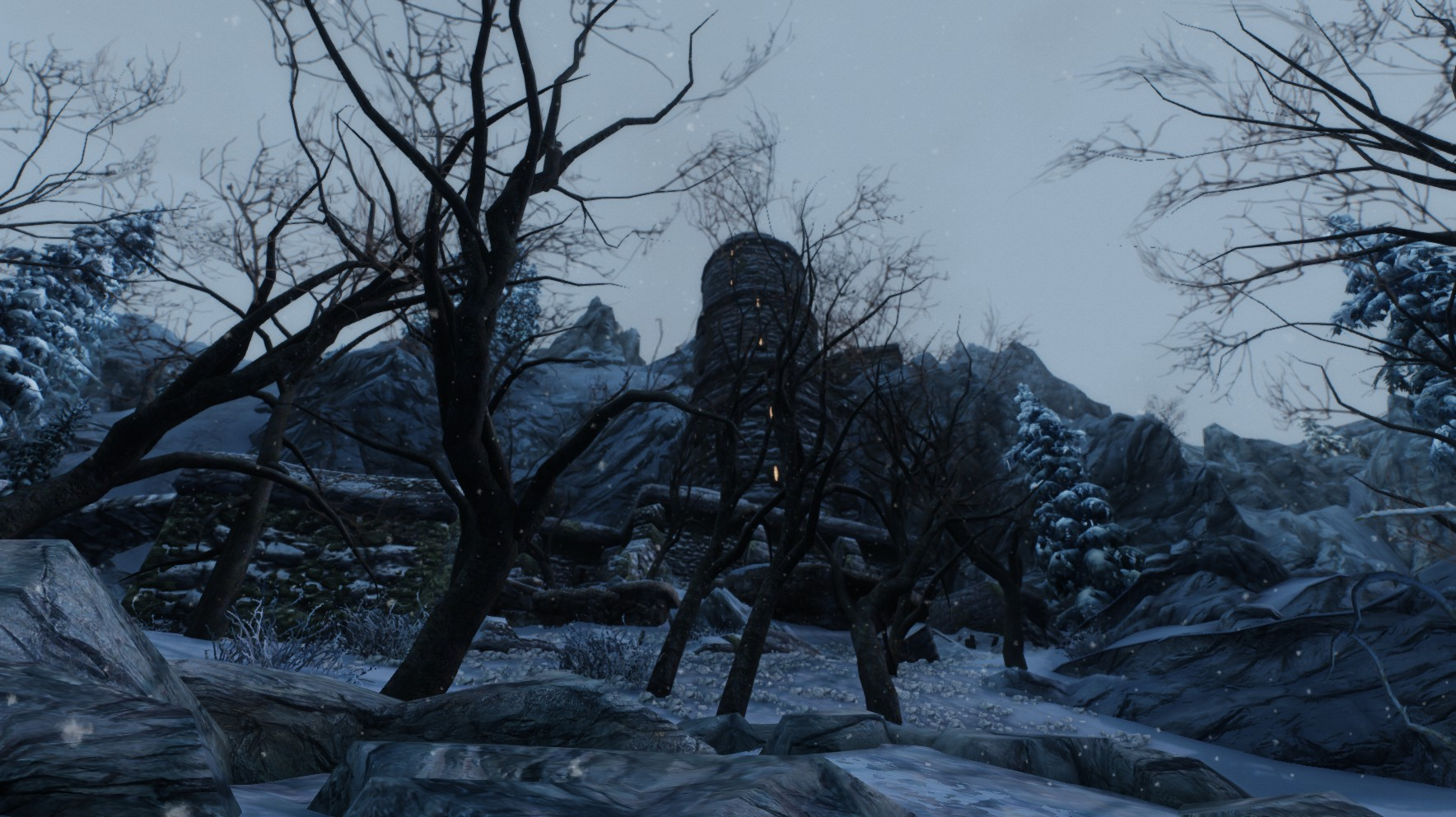 Darklight Tower at Skyrim Nexus - mods and community