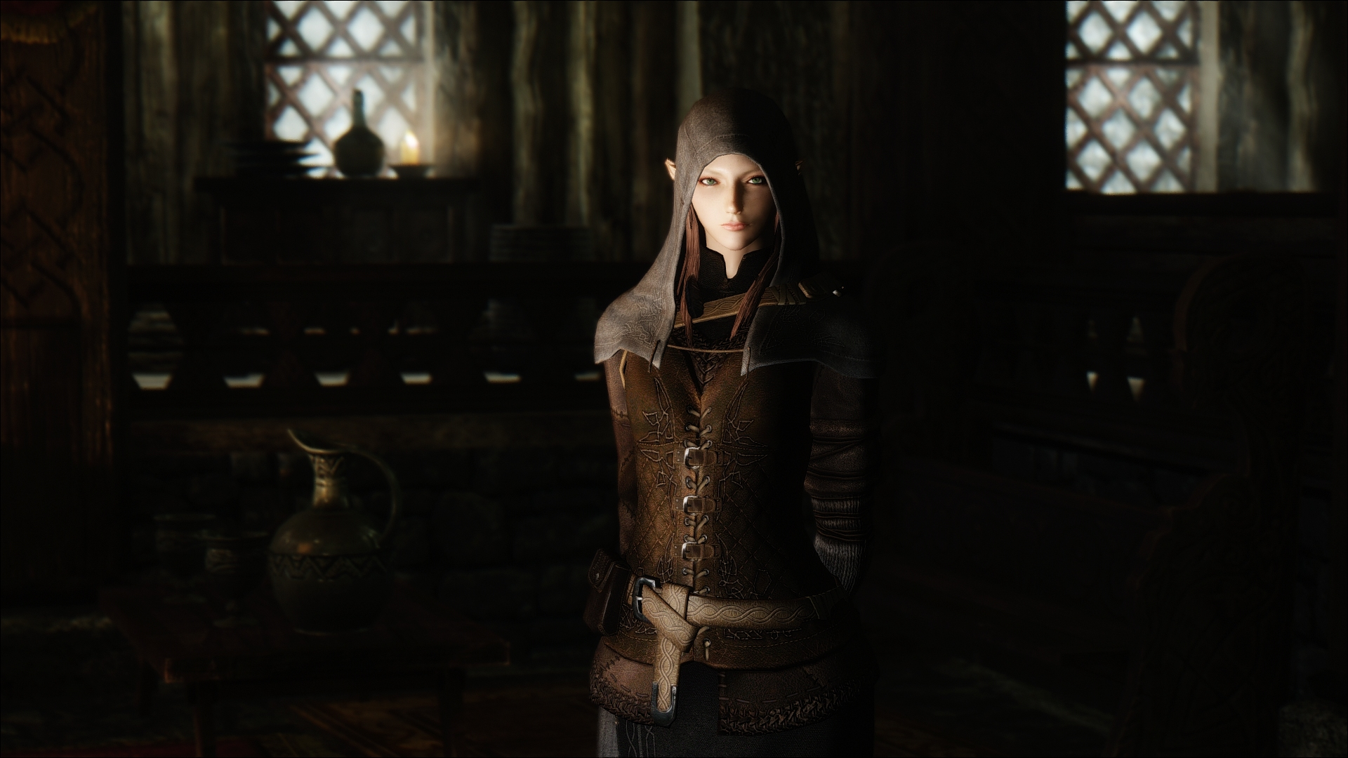 lady of mage