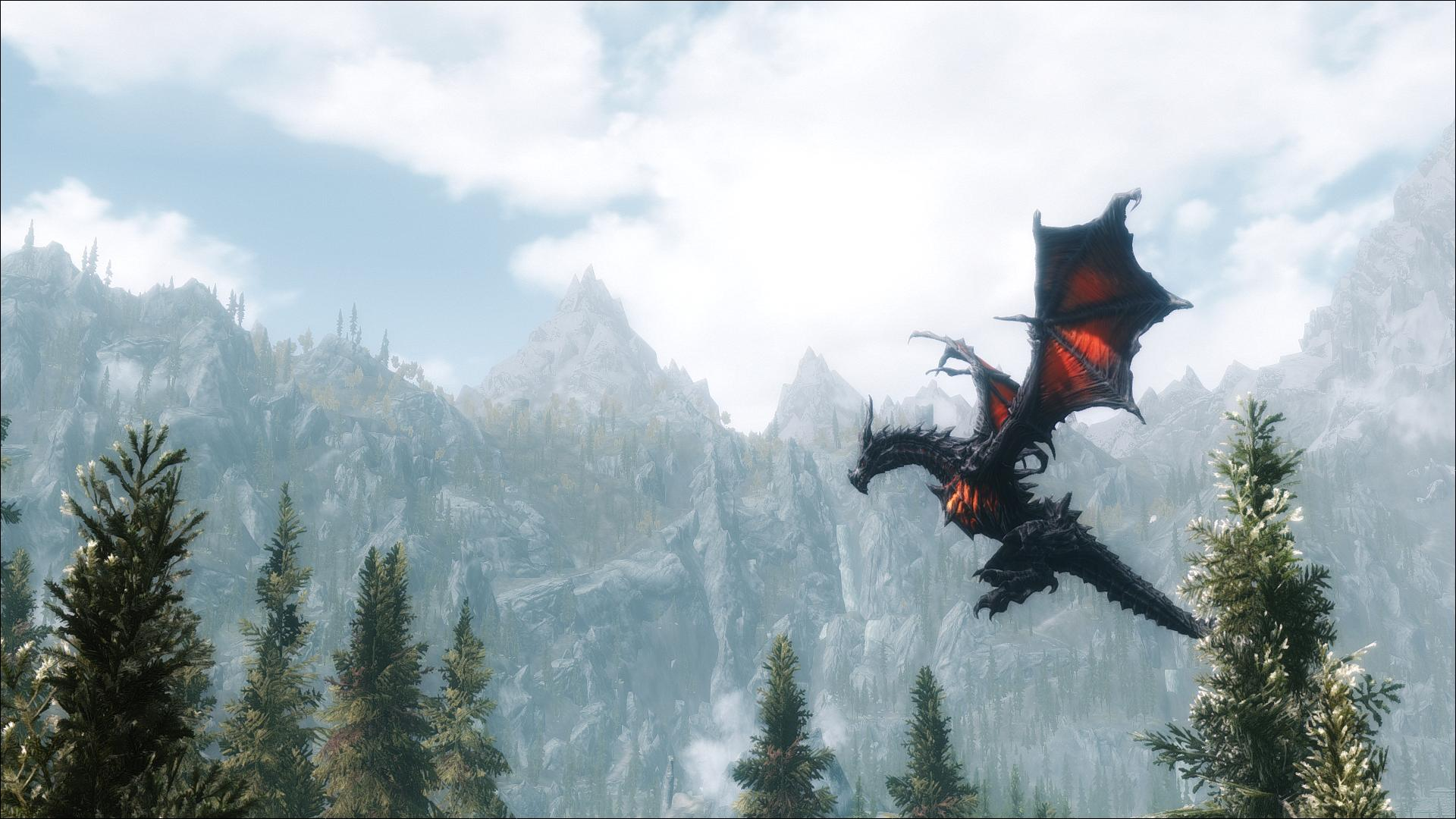 Alduin the World Eater