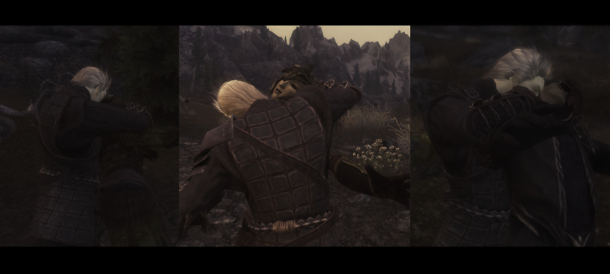 The Three Unlucky Thalmor