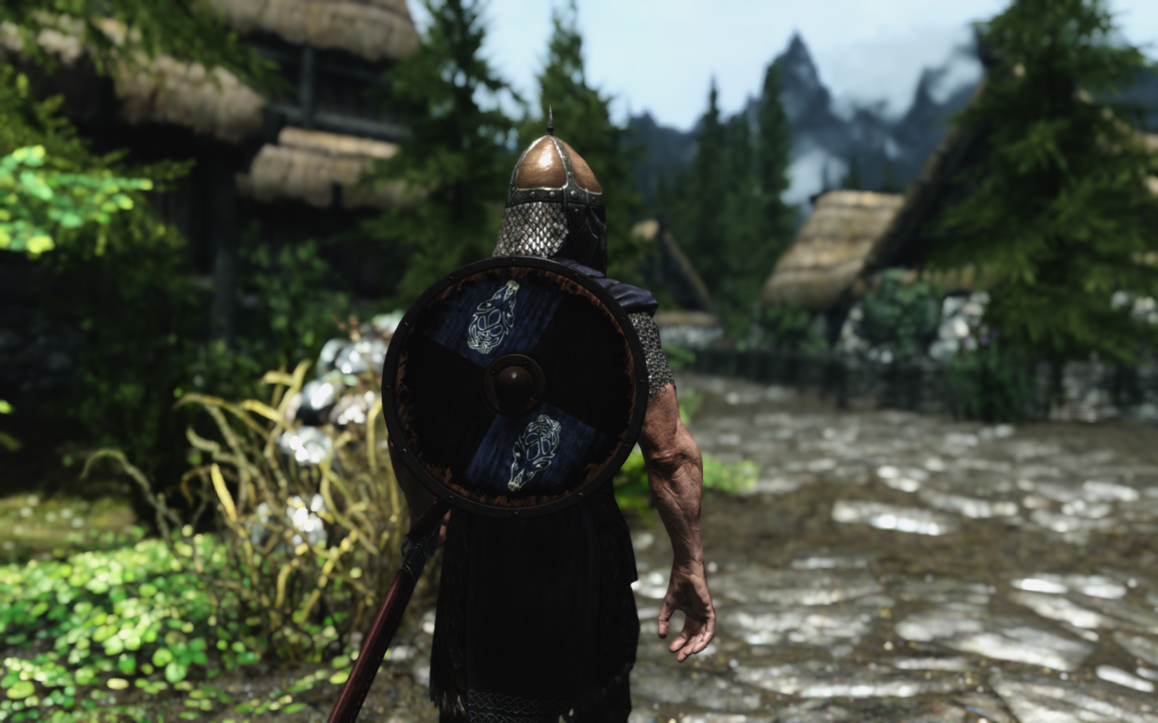 Falkreath alternative Shield
