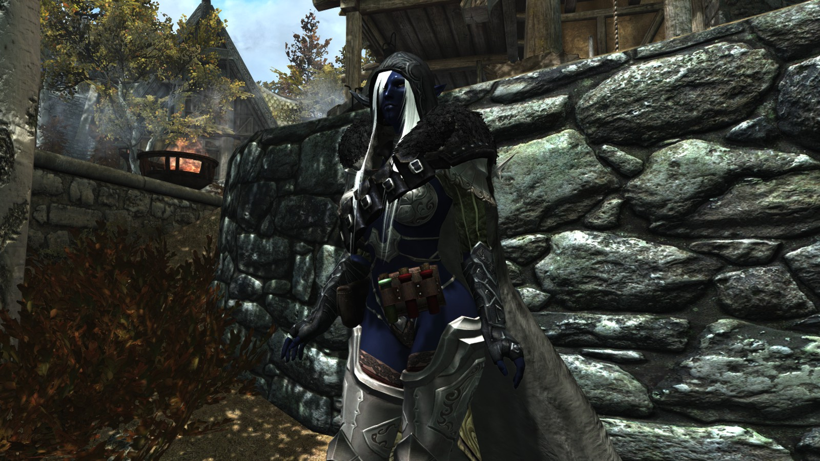 DotA 2 Drow Ranger at Skyrim Nexus - mods and community