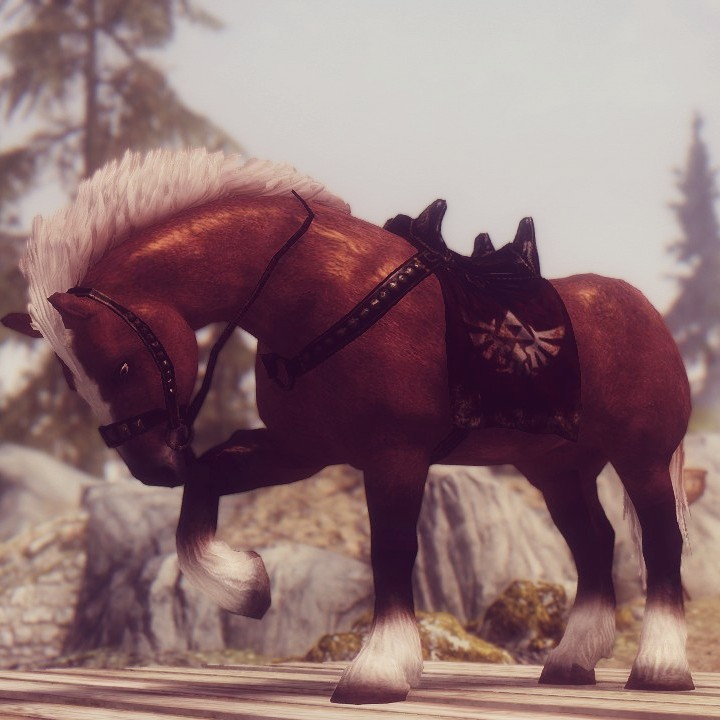 Epona for Skyrim