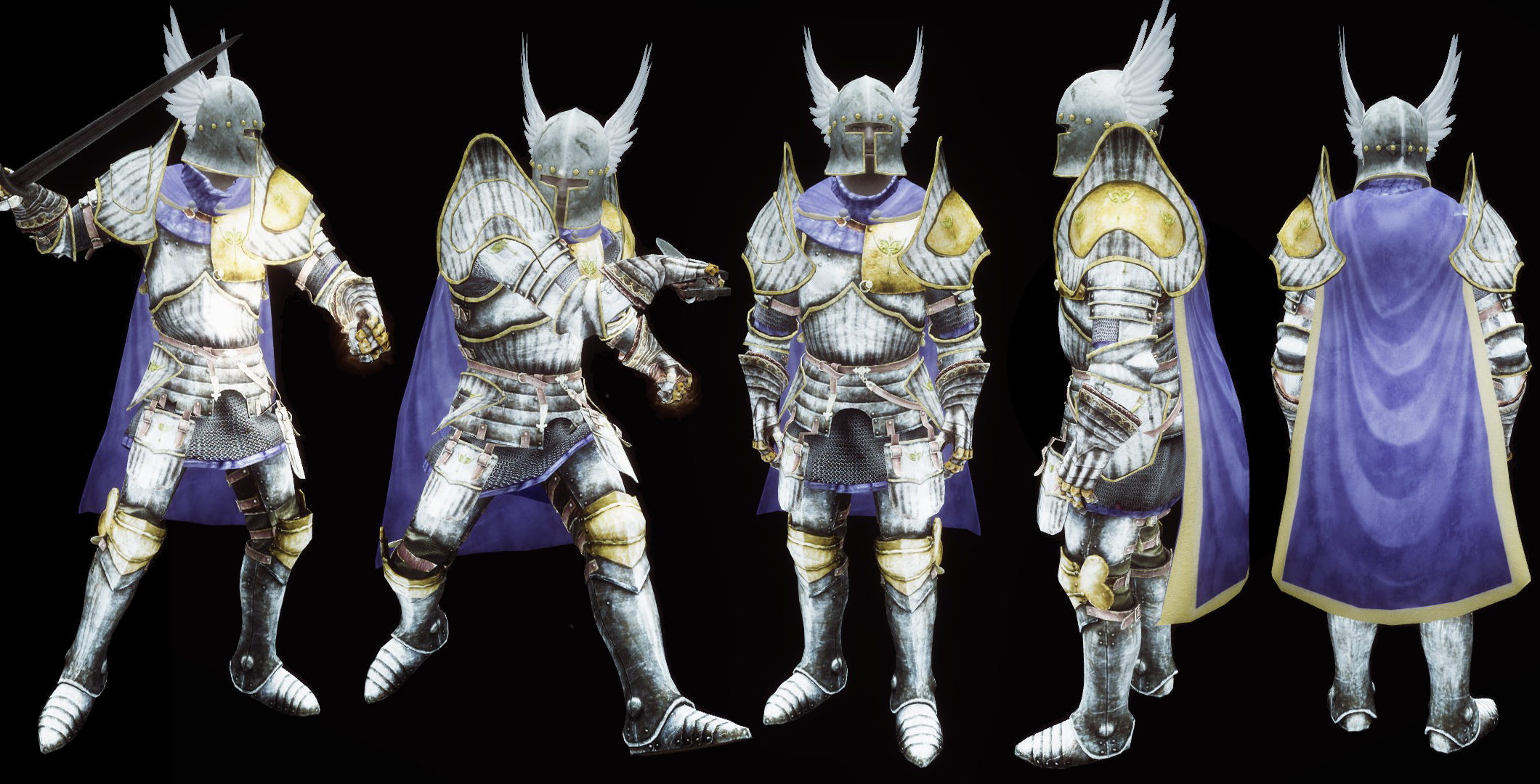 Paladin armor update near release at skyrim nexus mods and community paladin armor update near release publicscrutiny Gallery