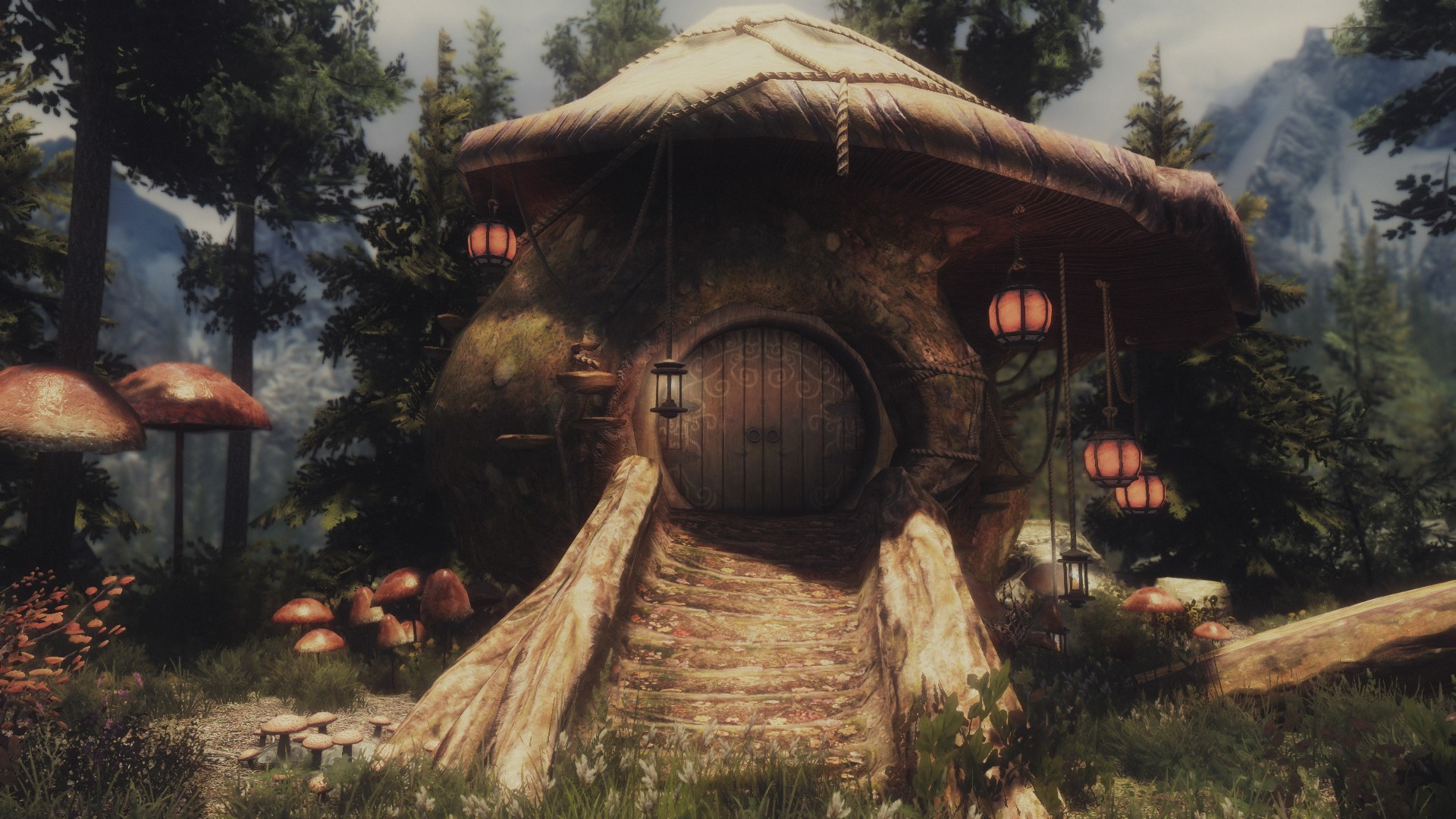 morrowind housing mod