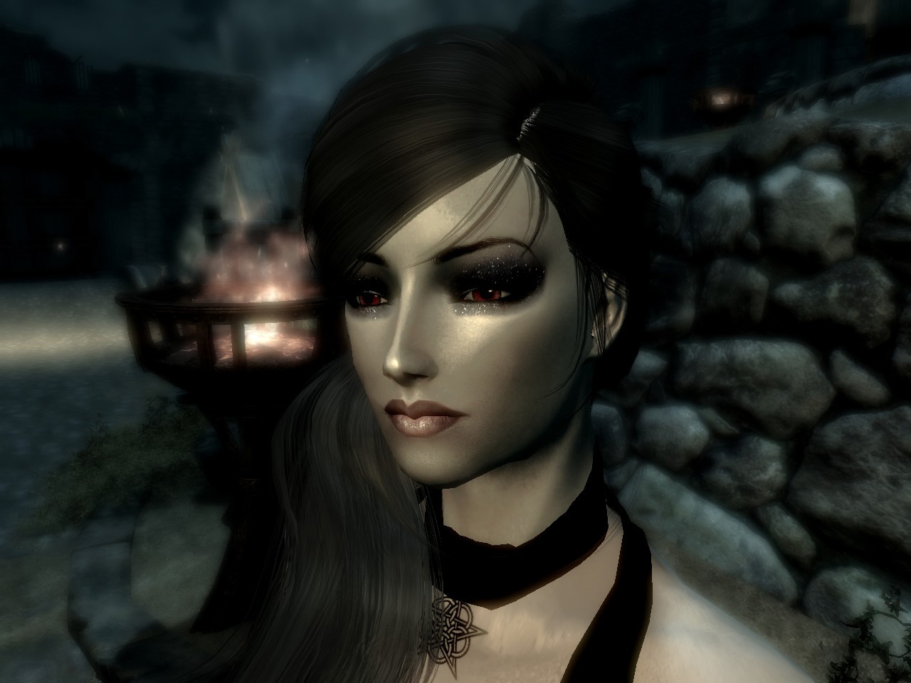 Illia of Darklight Tower - 2 at Skyrim Nexus - mods and ...