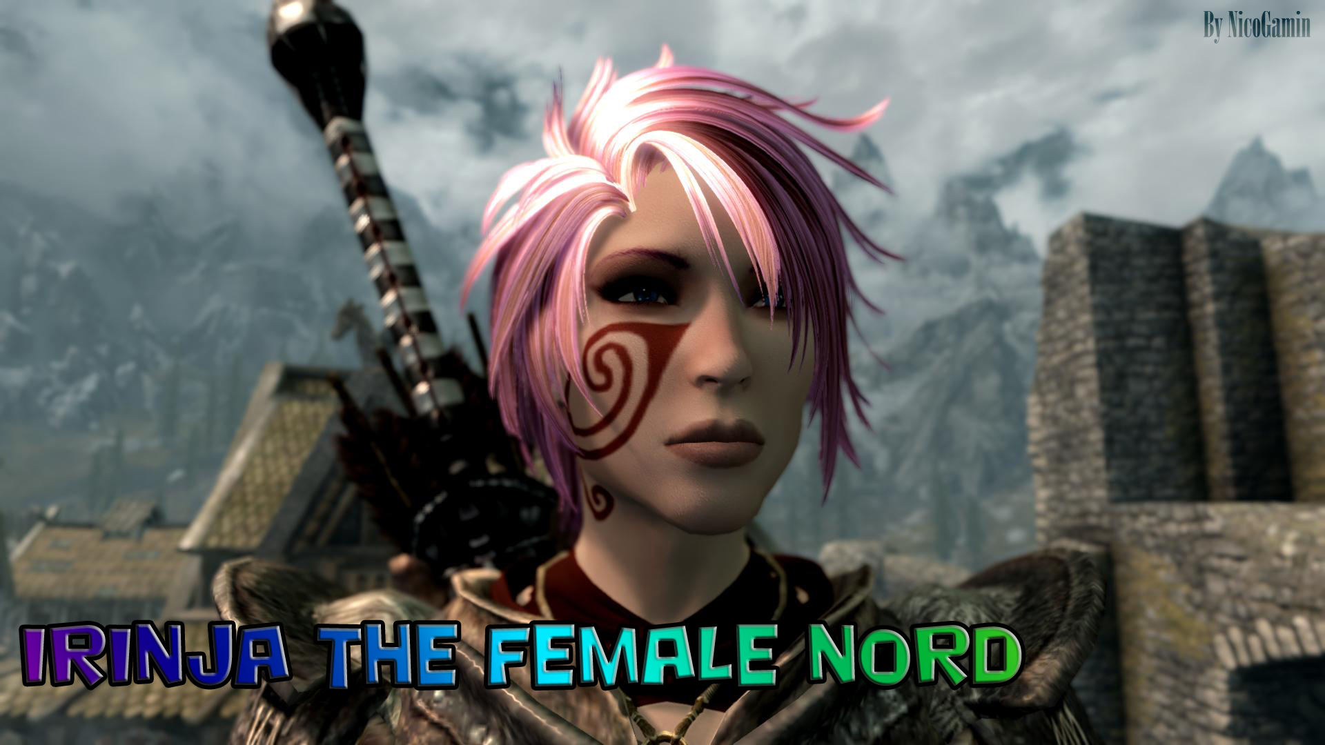 Irinja - The Female Nord