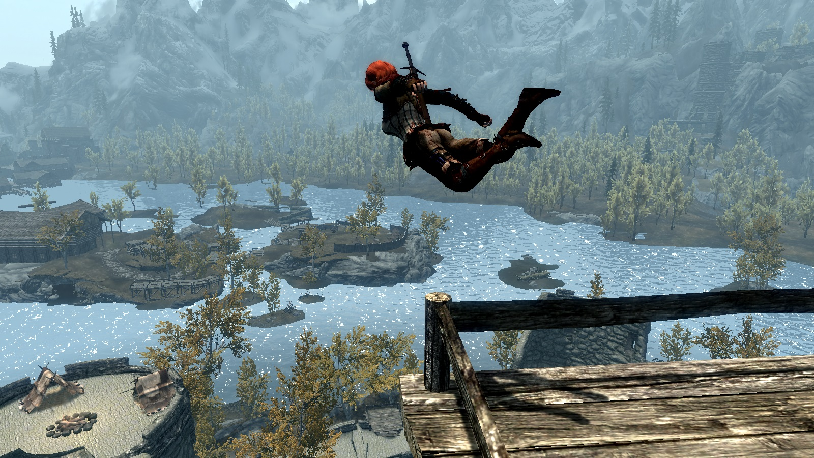 Leap Of Faith Assassins Creed At Skyrim Nexus Mods And Community