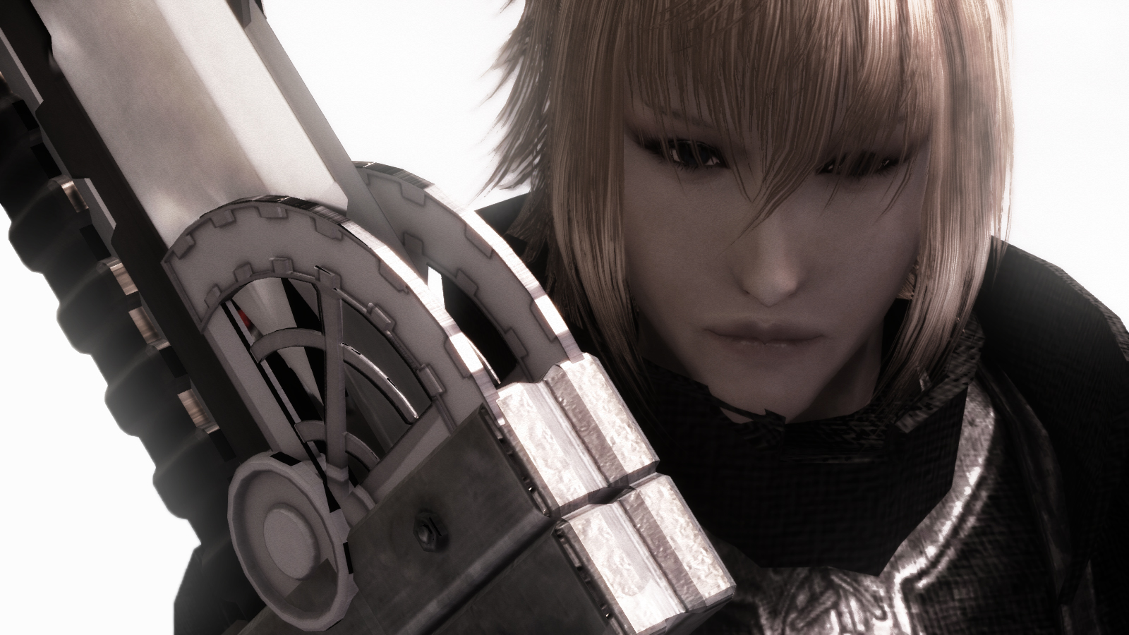 Cloud Strife - Meh Close Enough at Skyrim Nexus - mods and community