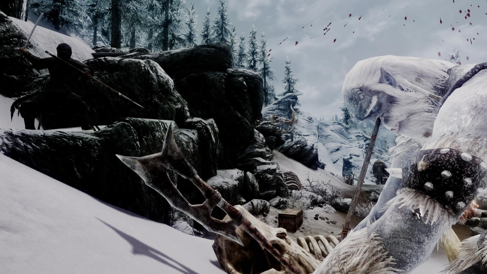 Frost-Bound at Skyrim Nexus - Mods and Community