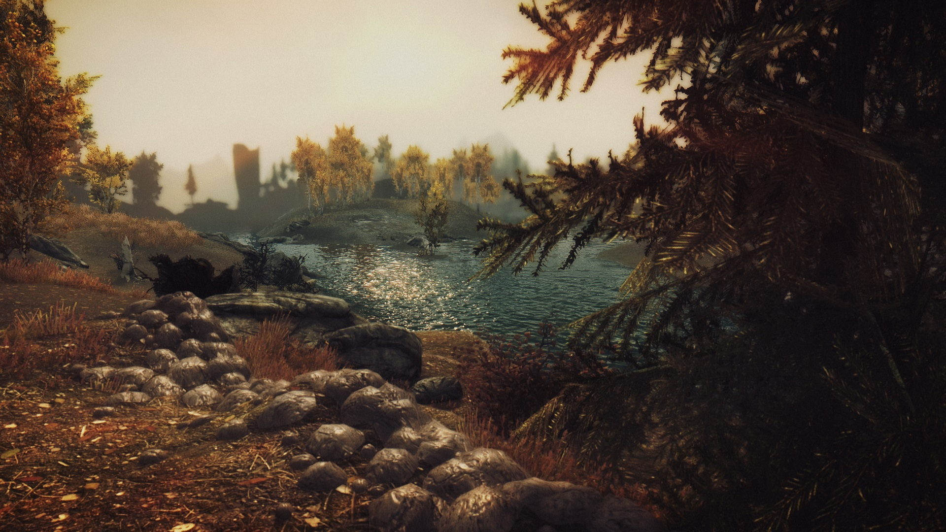 Riften Sunrise