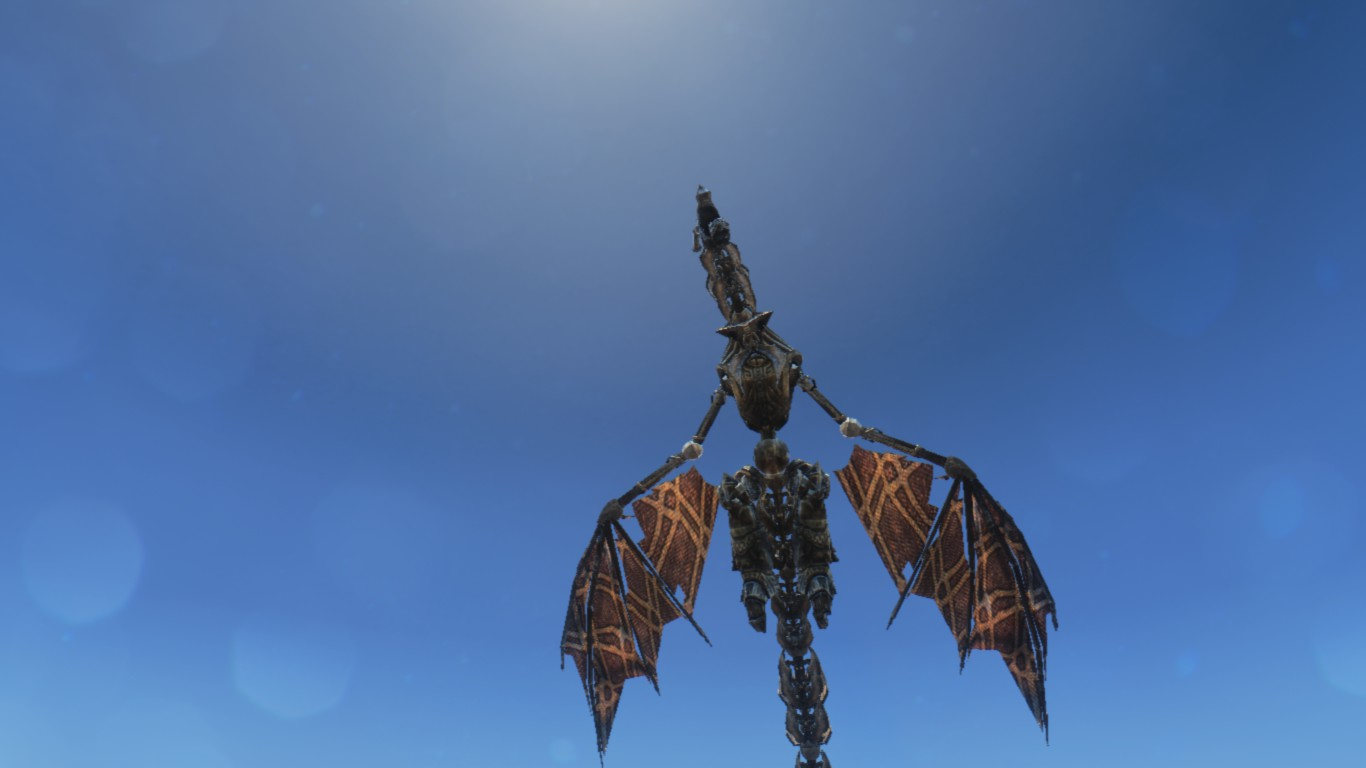 Dragon of the Dwemer