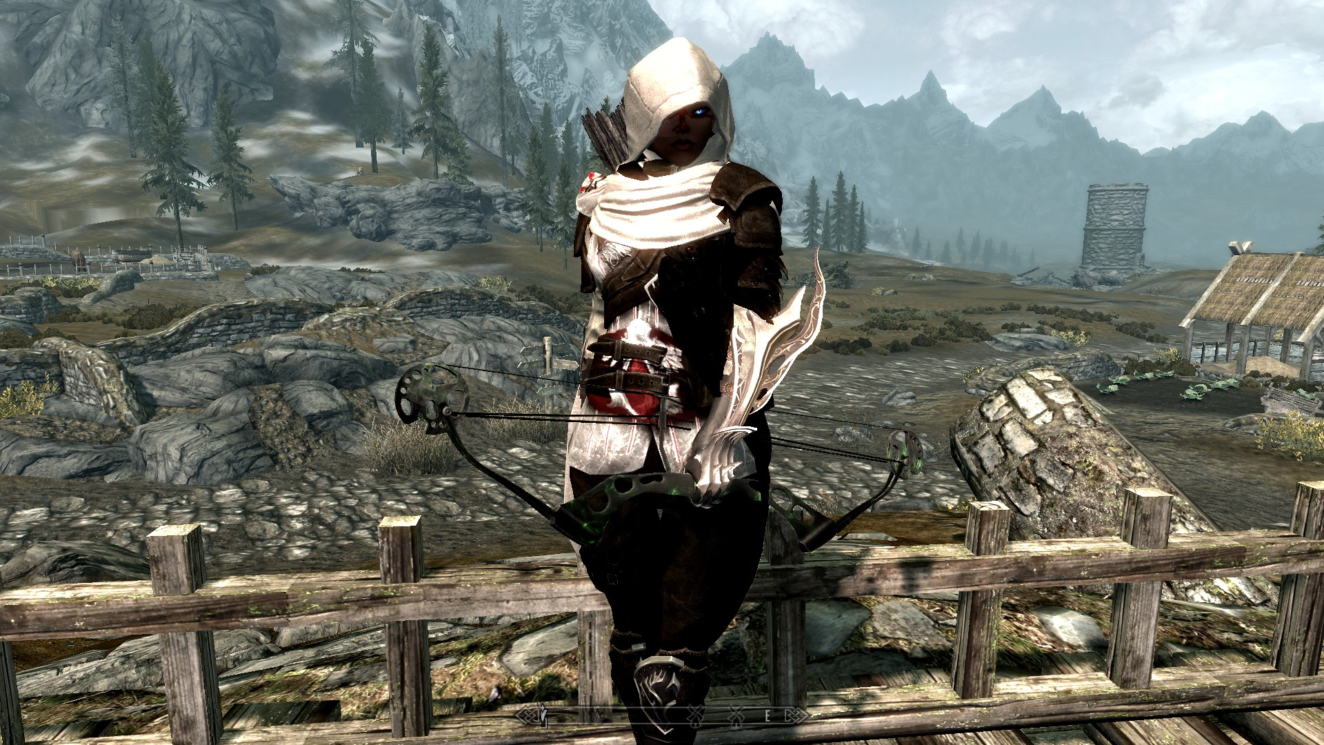 Sexy Assassin Lilith At Skyrim Nexus Mods And Community