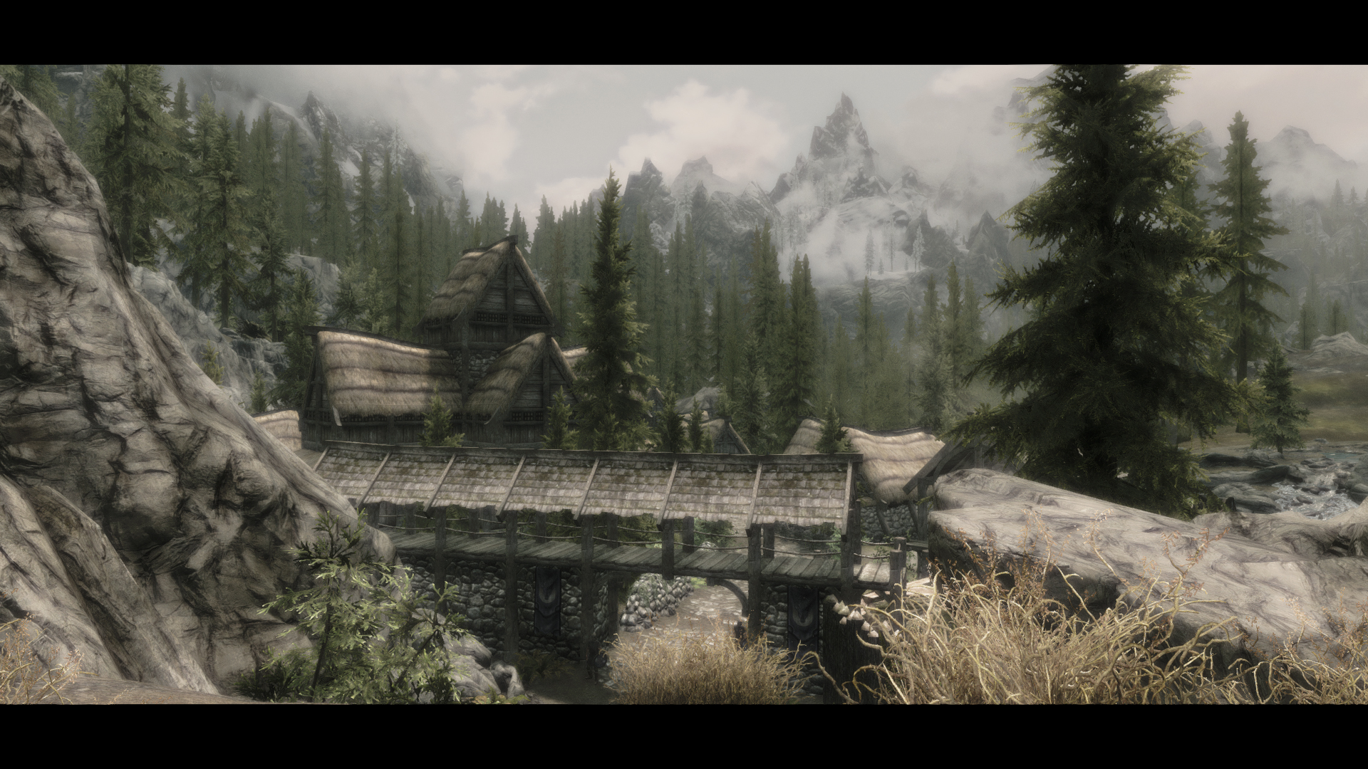Back In Skyrim