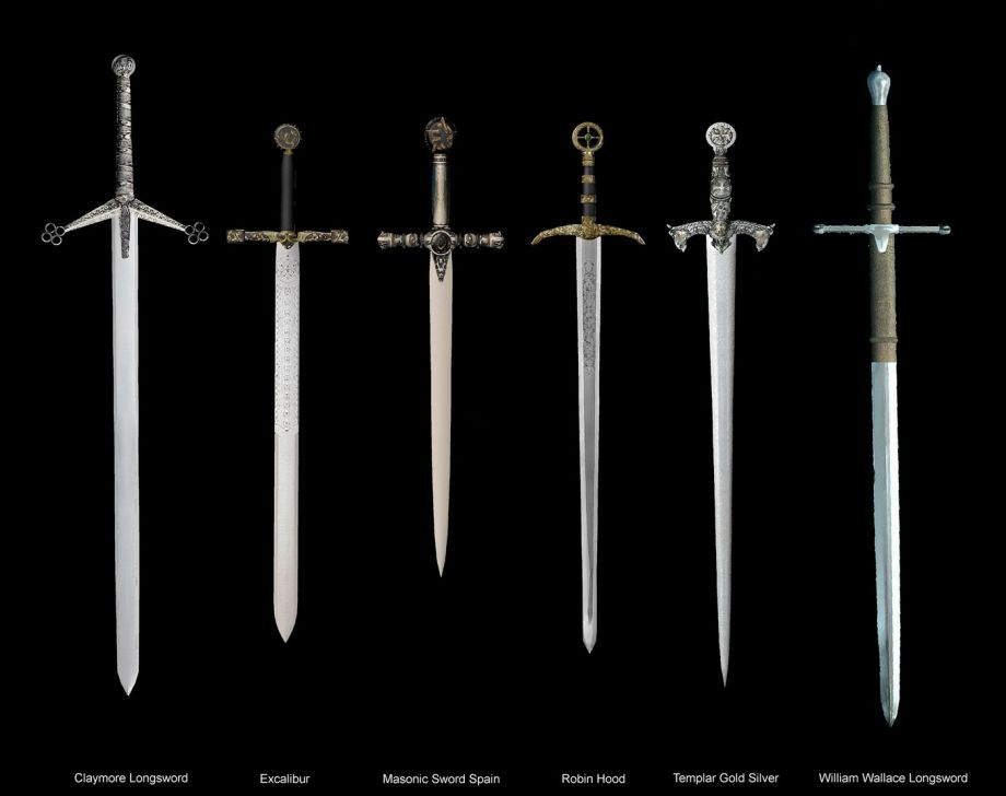 EWIs True Weaponry of Viscounts and Sirrahs