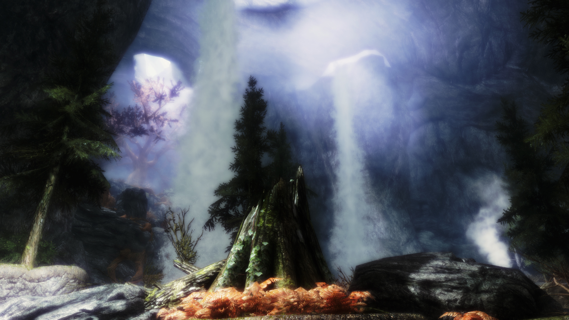 Wintertide Fantasy ENB by WoodManGamer
