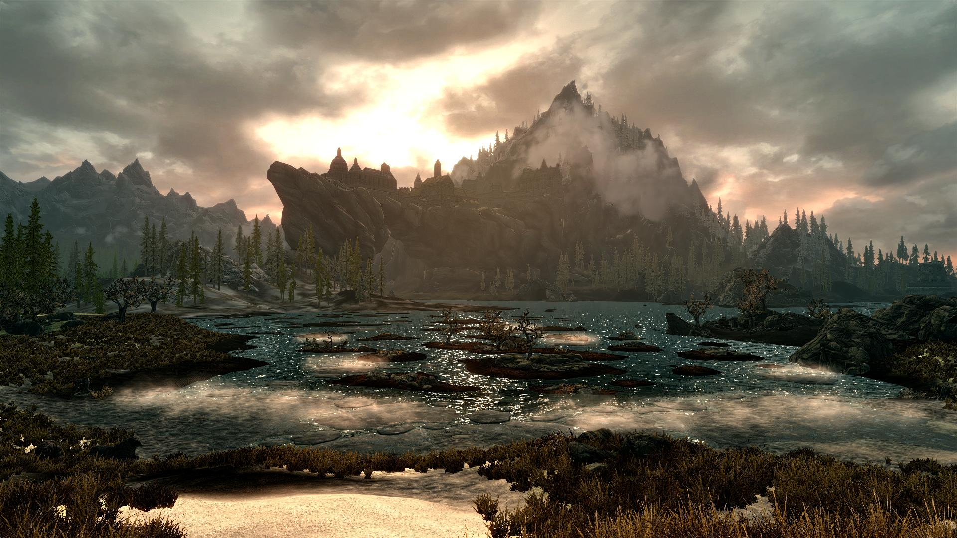 Perfect Skyrim Wallpaper At Skyrim Nexus Mods And Community
