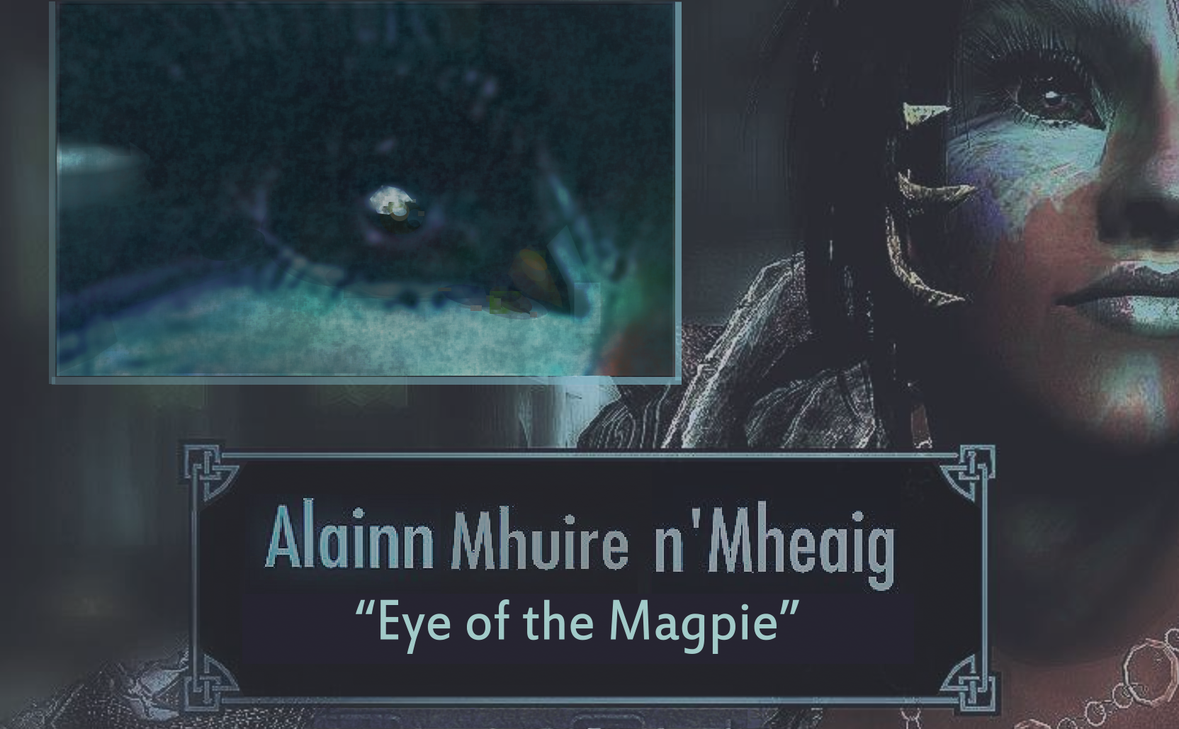 Eye of the Magpie or Eye of Mheaig