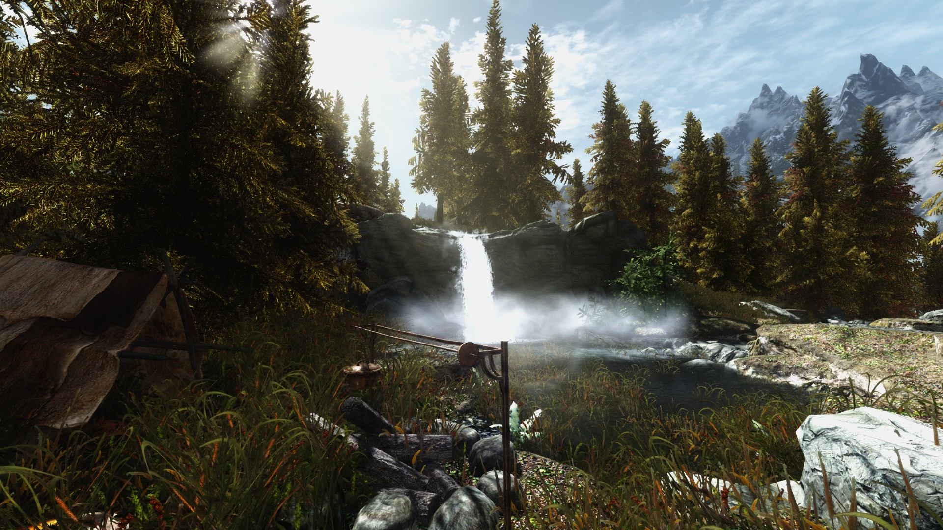 Goodmorning Skyrim