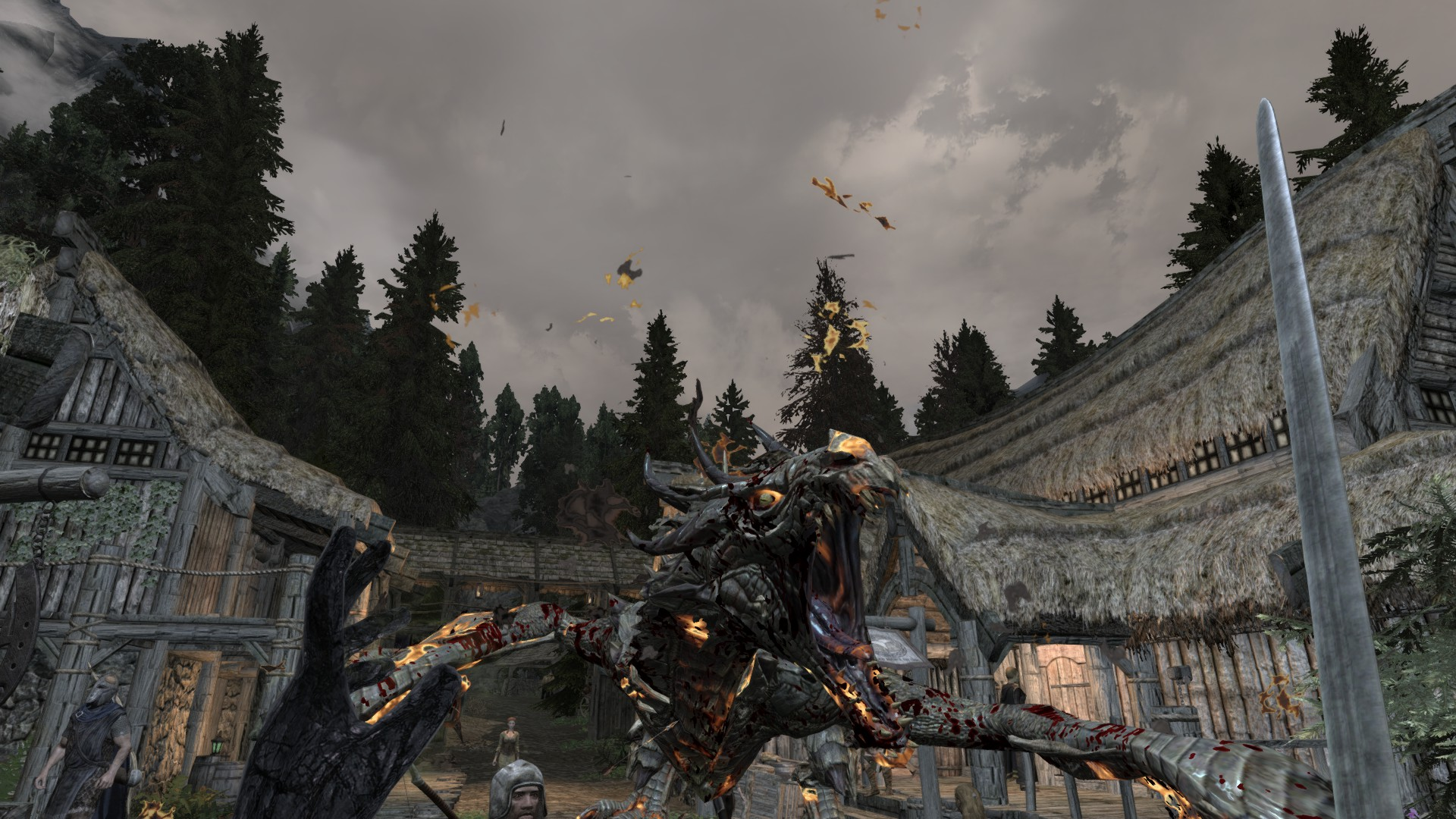 In Agony at Skyrim Nexus - mods and community