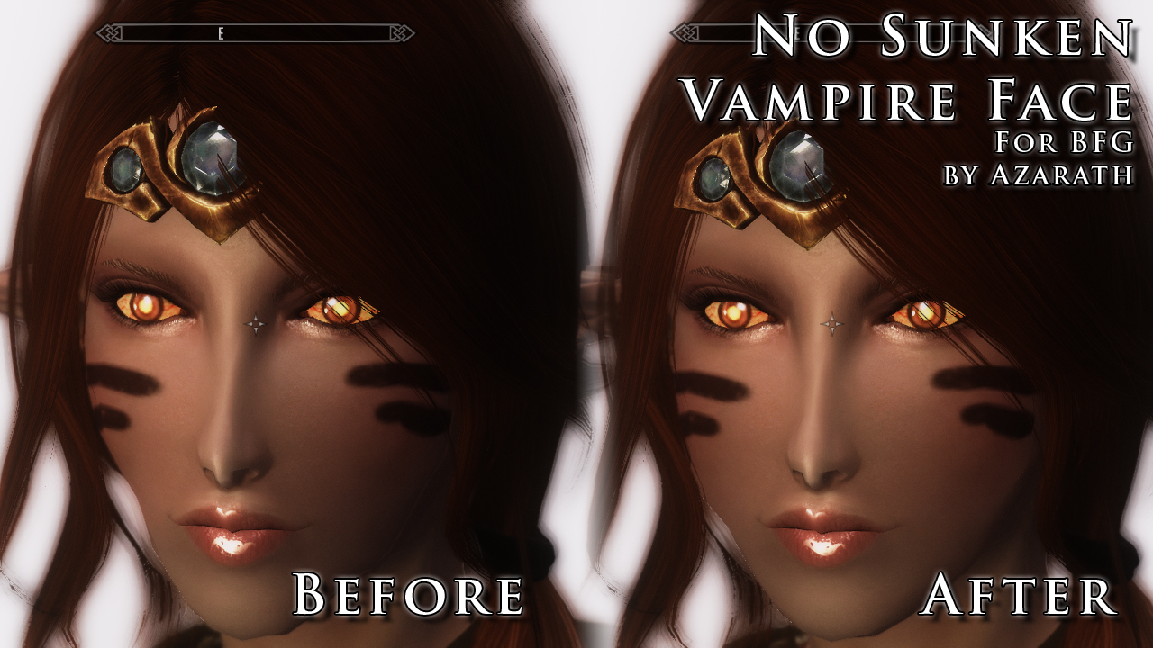 No Sunken Vampire Faces Update for BFG and The Ashen Race