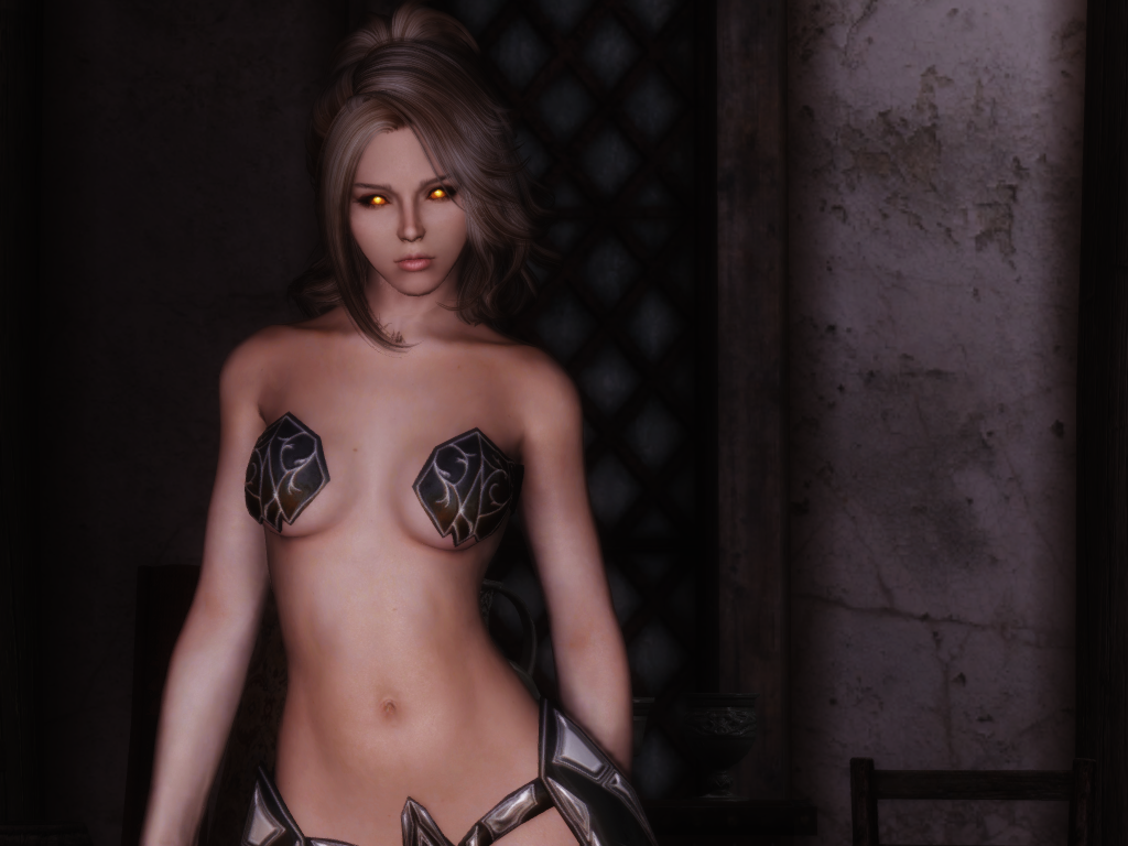 In Her Sexy Armor At Skyrim Nexus - Mods And Community-8480
