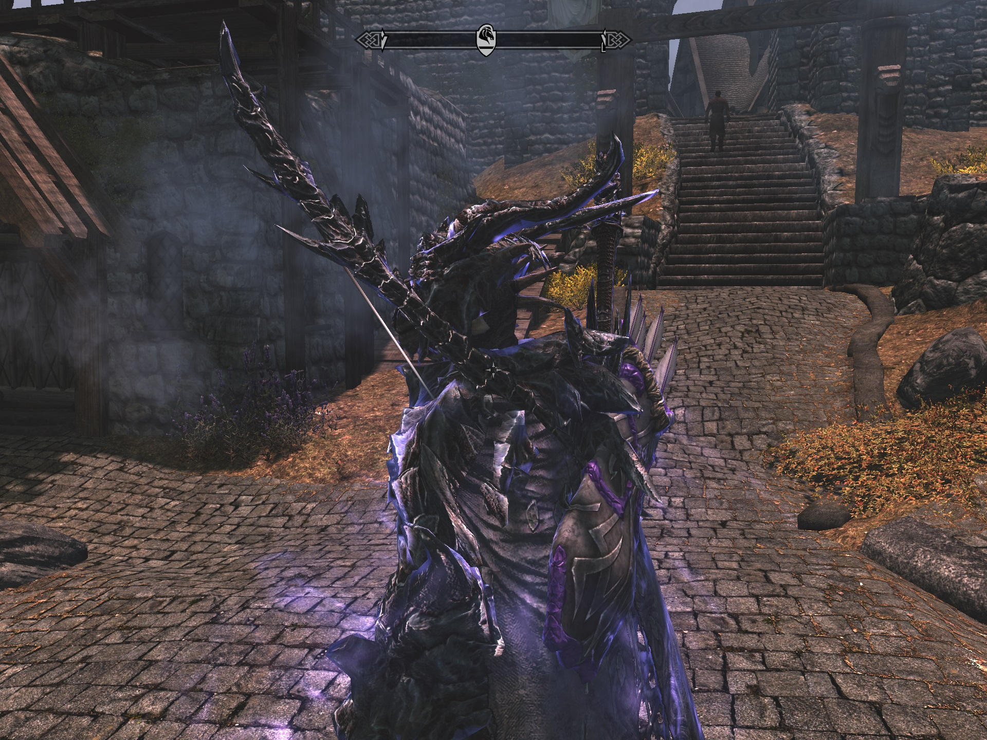 Alduin's Set Weapon and Armor