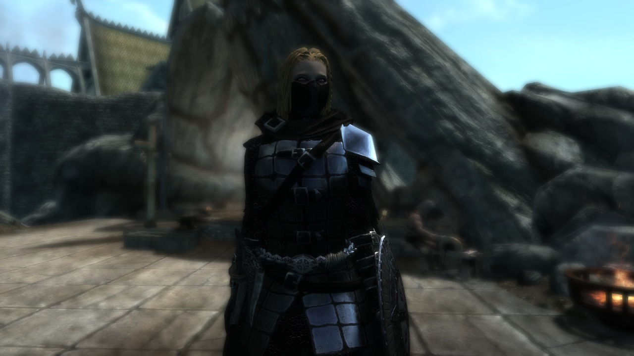 dawnguard armor texture at skyrim nexus mods and the dawnguard paladin re texture mod is cool at 991
