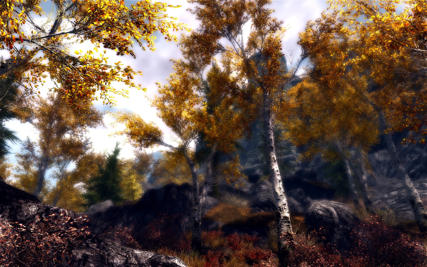 Approaching Darklight Tower at Skyrim Nexus - mods and ...