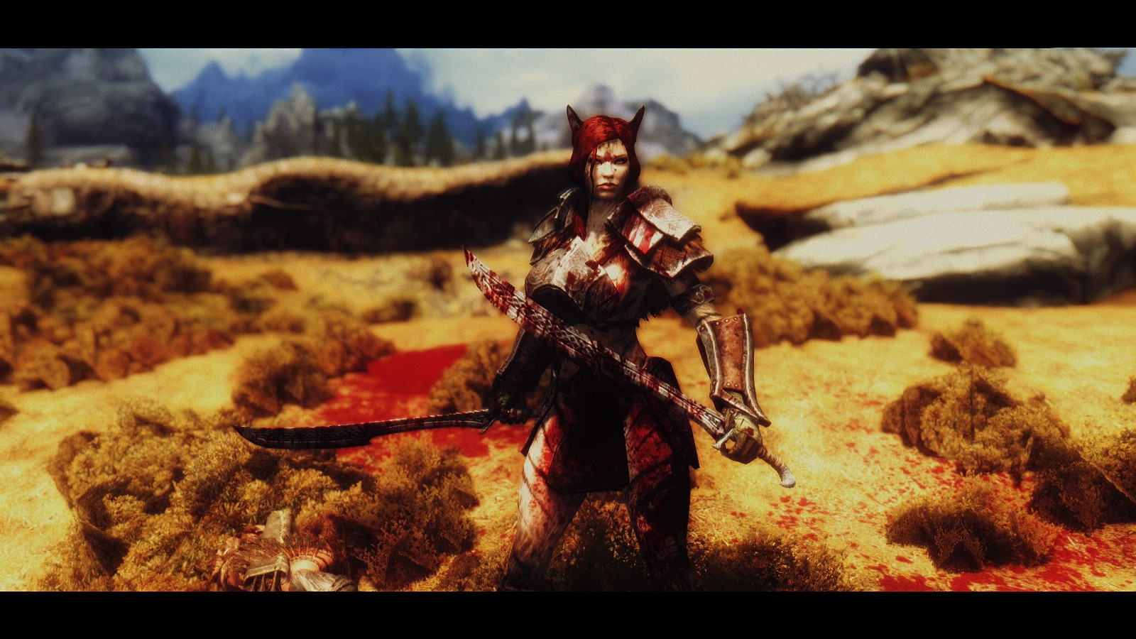 Blood of the forsworn