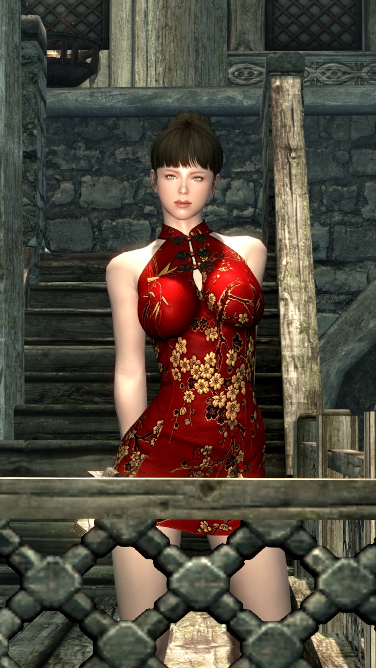 COCO CheongSan at Skyrim Nexus - mods and community