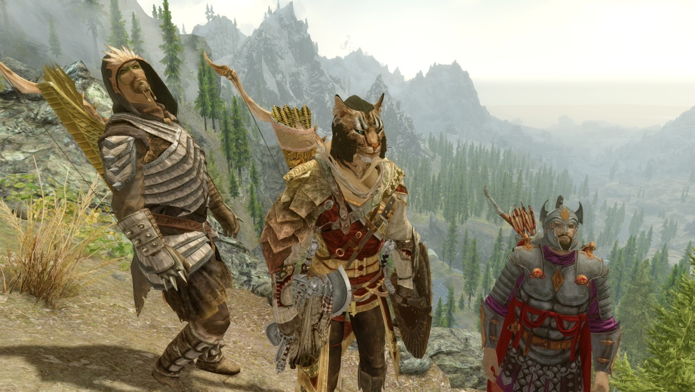 Me and my boys off to ESO
