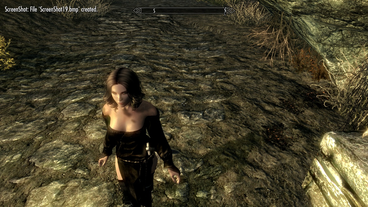 Black Robes At Skyrim Nexus Mods And Community