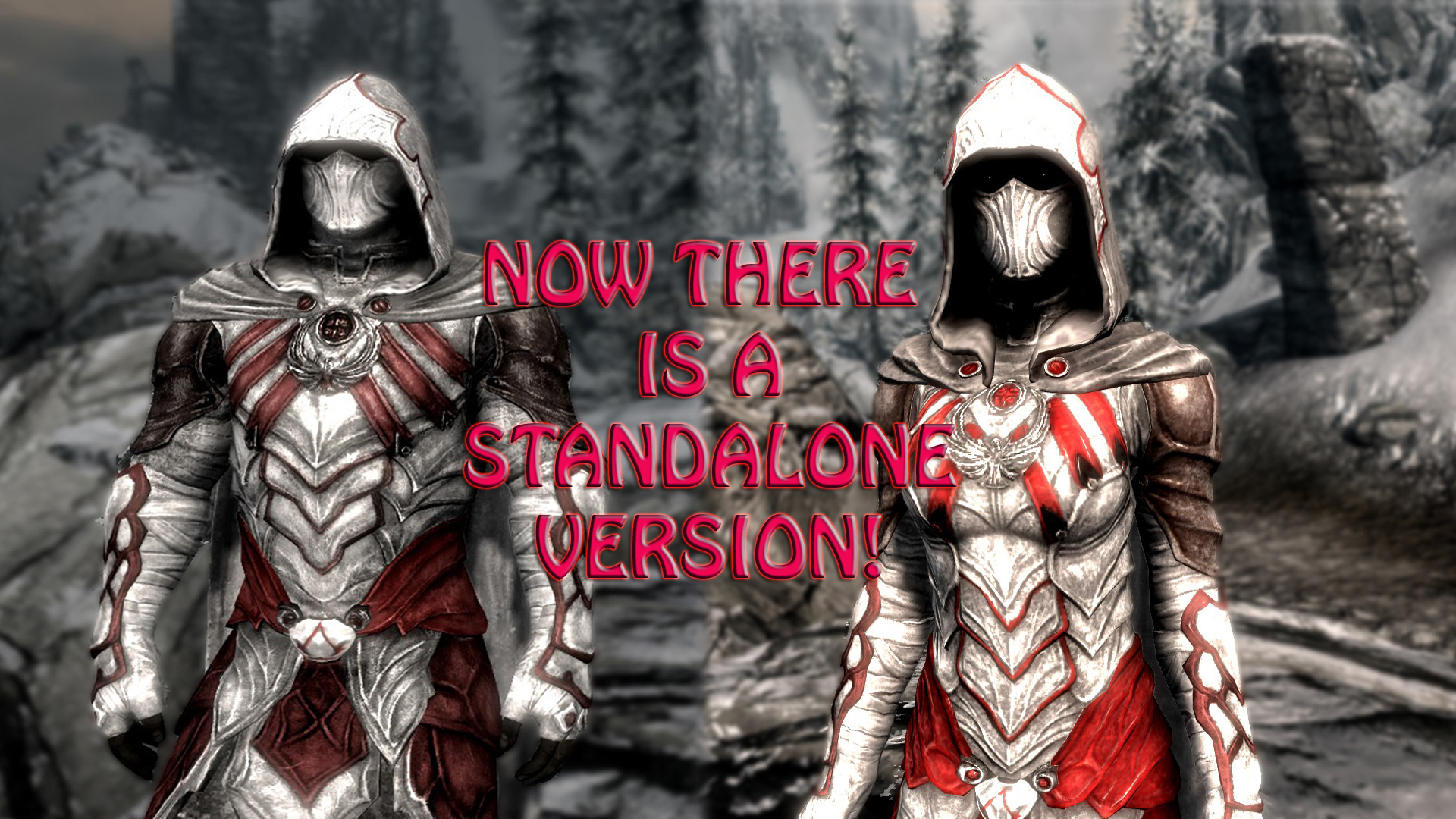 Assassins creed armor Standalone now up