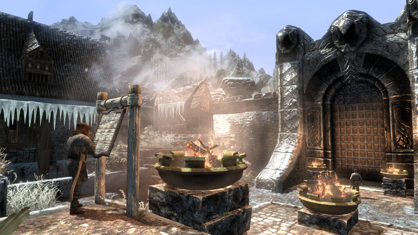 A trip to Windhelm