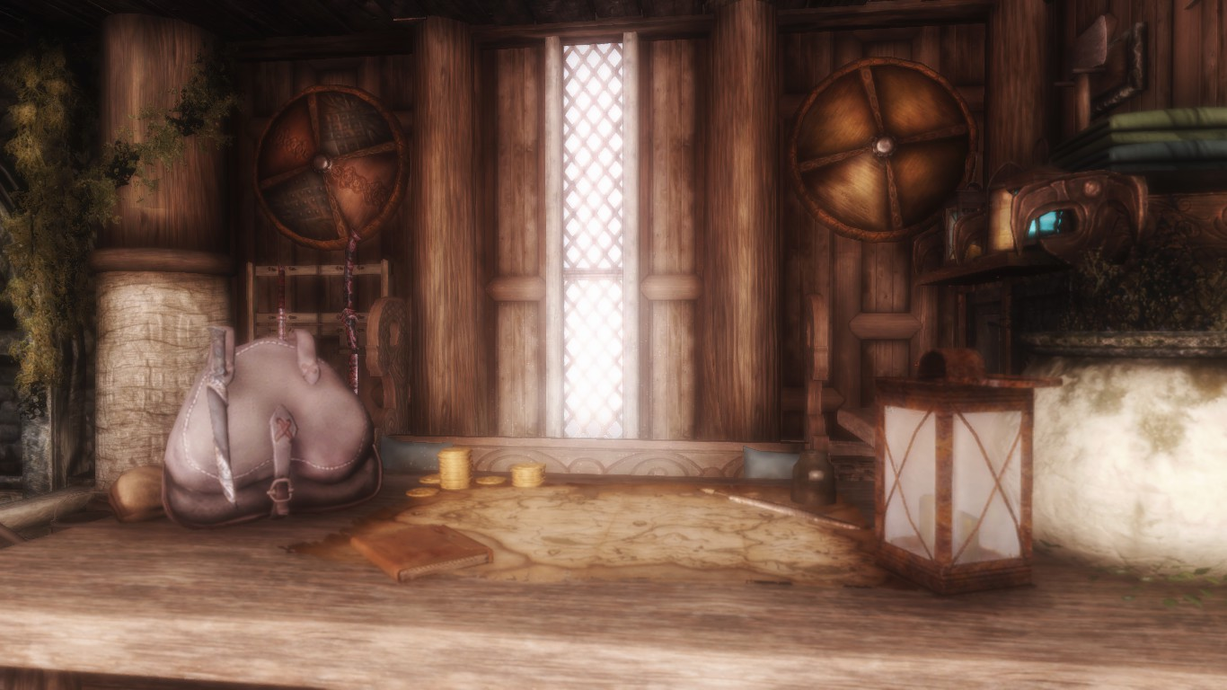 Elysium estate interior