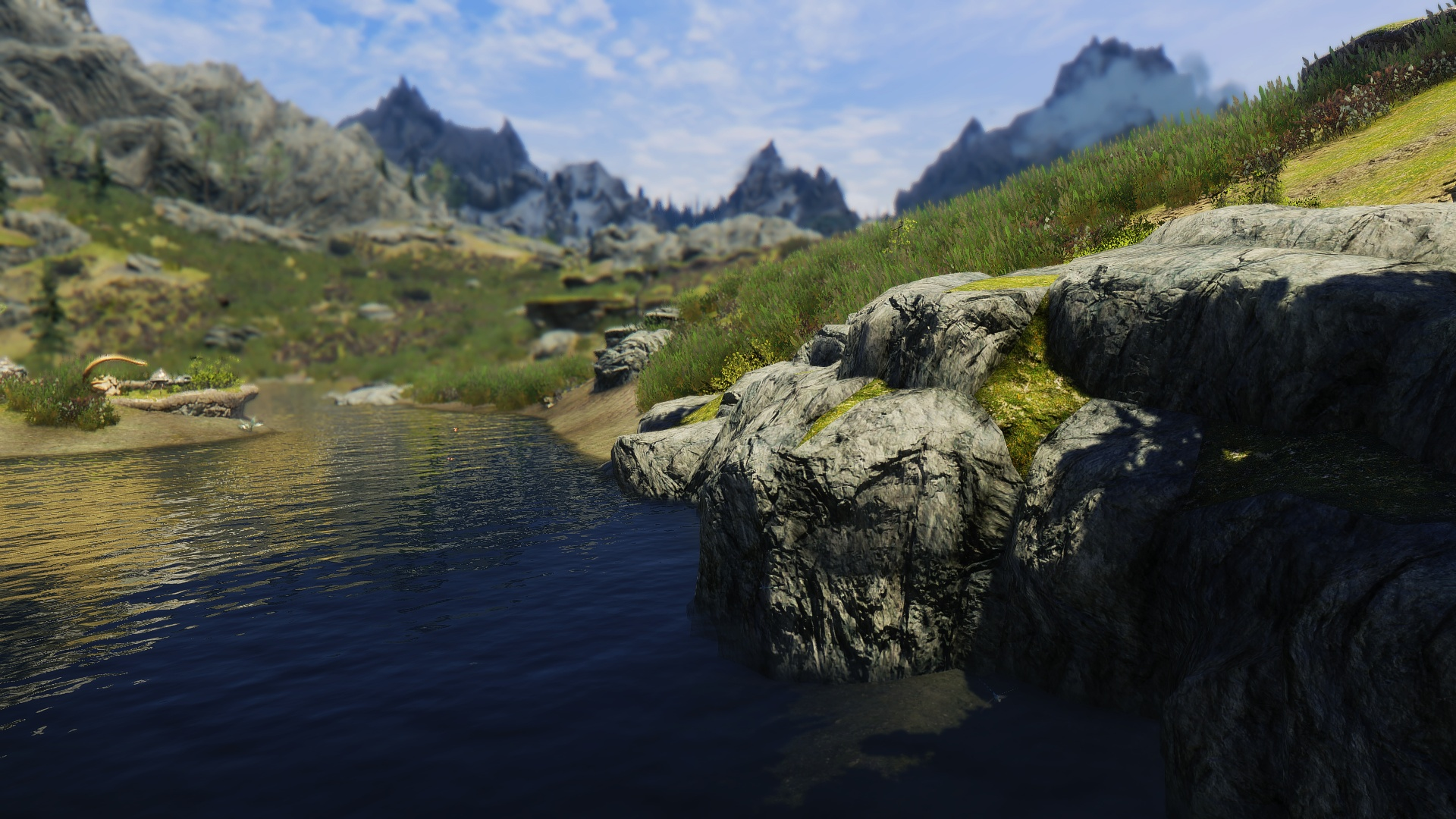 Project ENB update to v0_201 - realistic