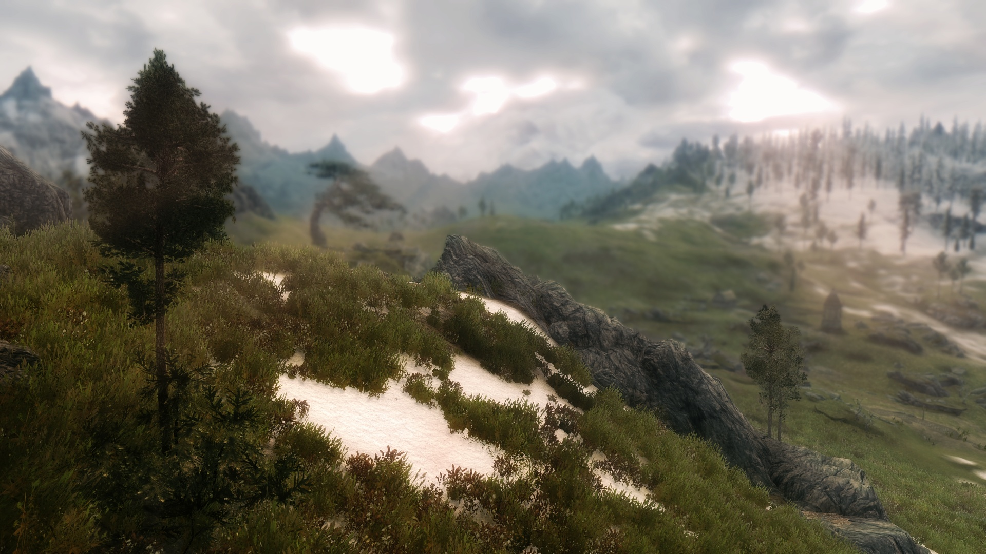 Seasons of Skyrim ENB update to v0_213